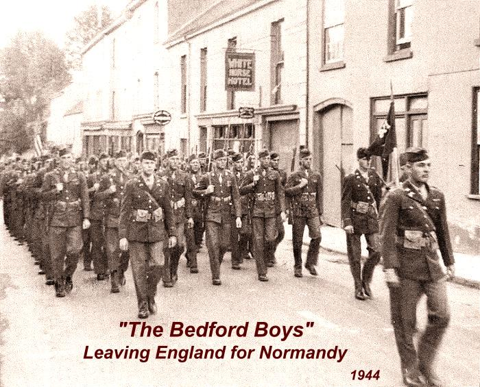 The Bedford Boys Ultimate Sacrifice on D-Day